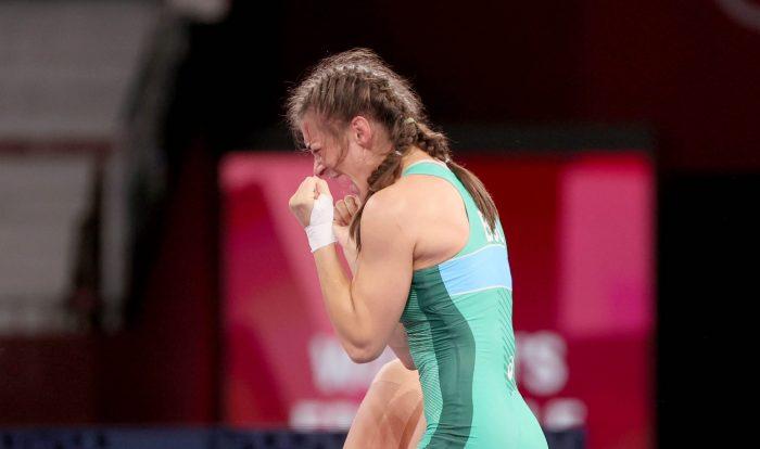 Мощна Евелина Николова дебютира на Олимпийски игри с бронз