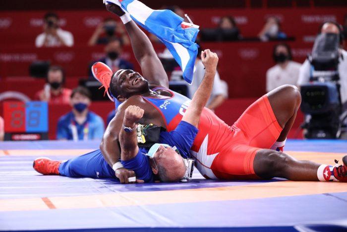 Най-титулуваните борци олимпийци