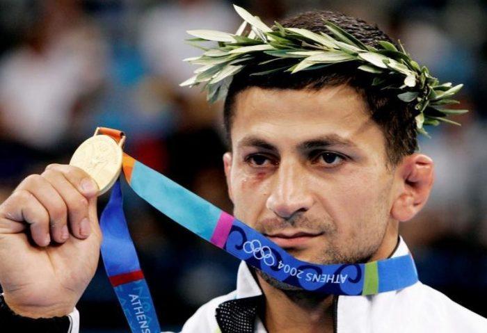 Олимпийски шампион по джудо обвинен в убийство
