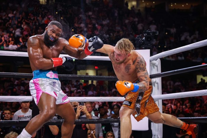 Антъни Джошуа: Джейк Пол е супер за бокса – пожелавам му успех