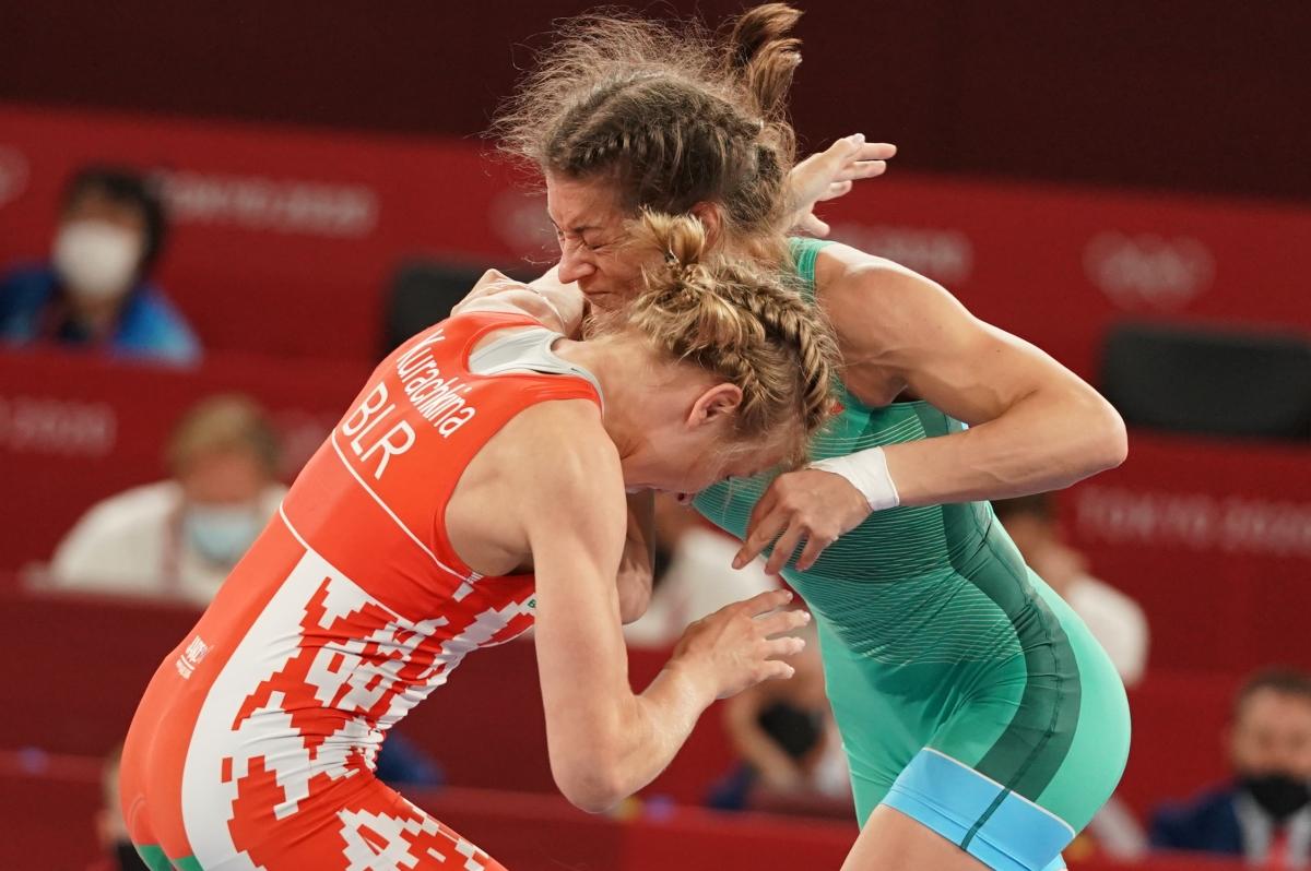 Евелина Николова ще се бори за бронз в Токио