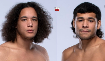 Двама бойци ще дебютират в UFC един срещу друг