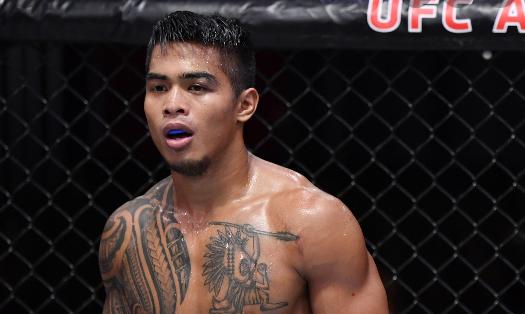 UFC освободи хавайски боец