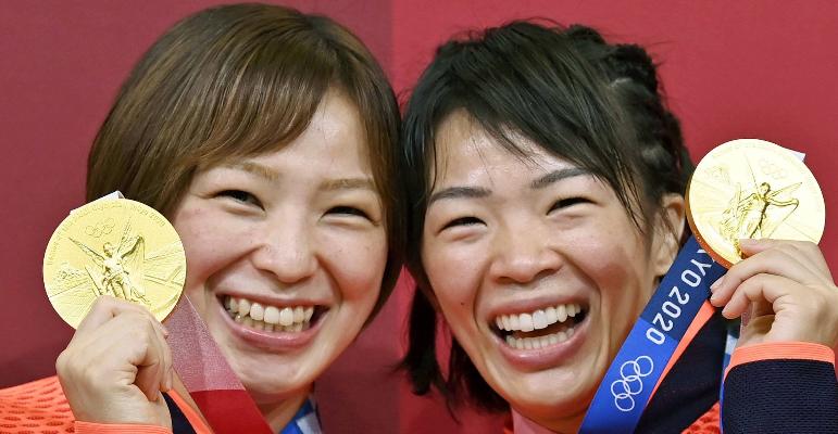 Сестри Каваи донесоха два златни медала за Япония