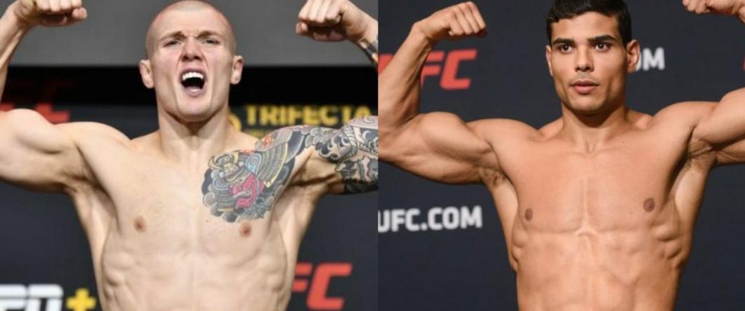 Ветори – Коста оглави събитие на UFC