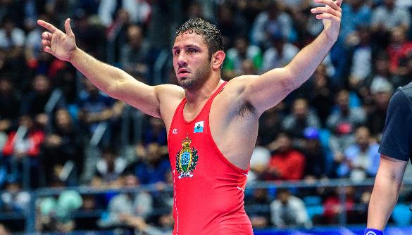 Борец донесе на Сан Марино първи медал от Олимпийски игри