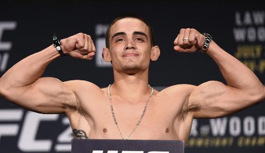 Райън Беноа вече не е част от UFC