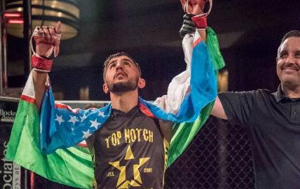 Узбек ще дебютира в UFC