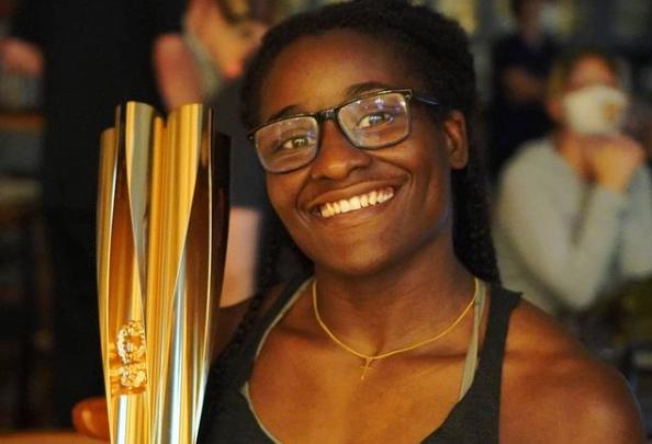 Олимпийска шампионка стана сензация в Instagram