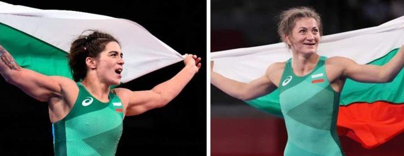 България влезе в топ 10 при жените в борбата на Игрите в Токио (КЛАСИРАНЕ)