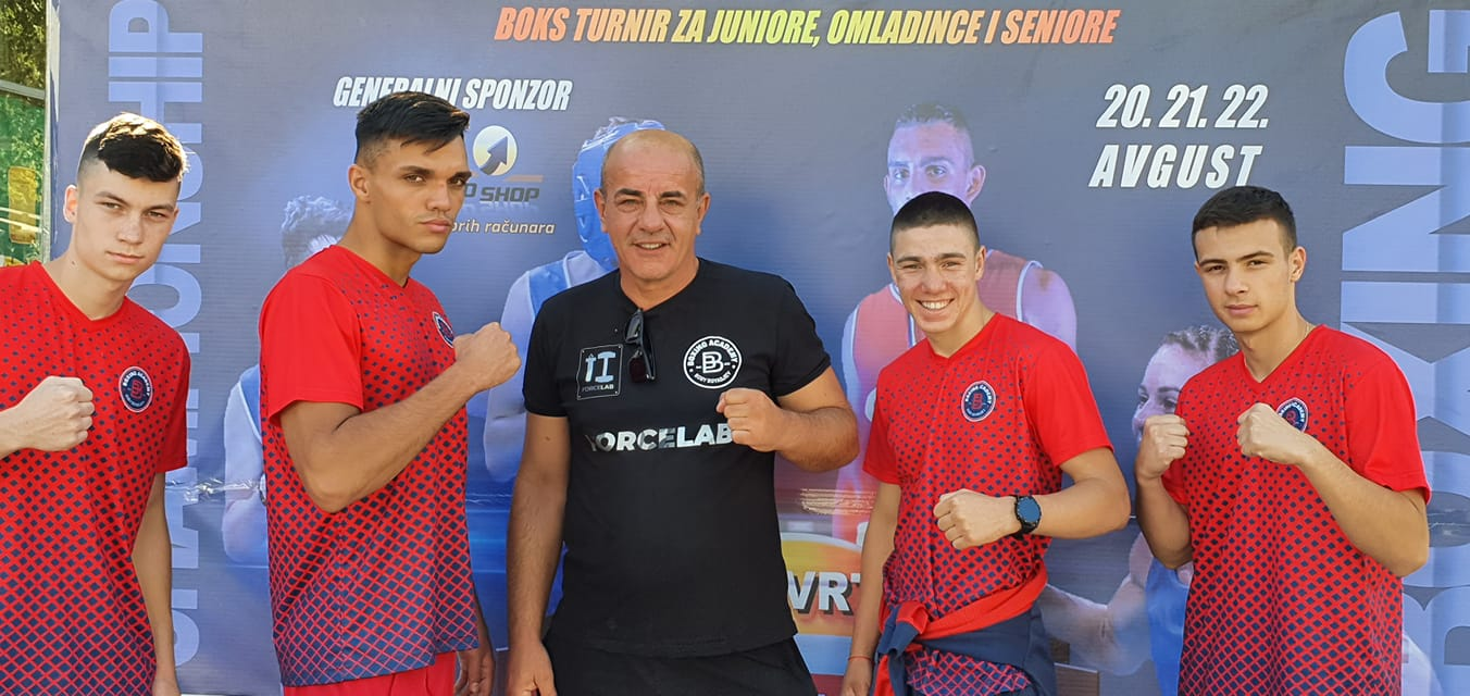 Родни боксьори се впускат в международен турнир в Сърбия