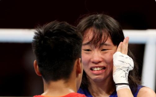 Историческа първа олимпийска титла за Япония в бокса