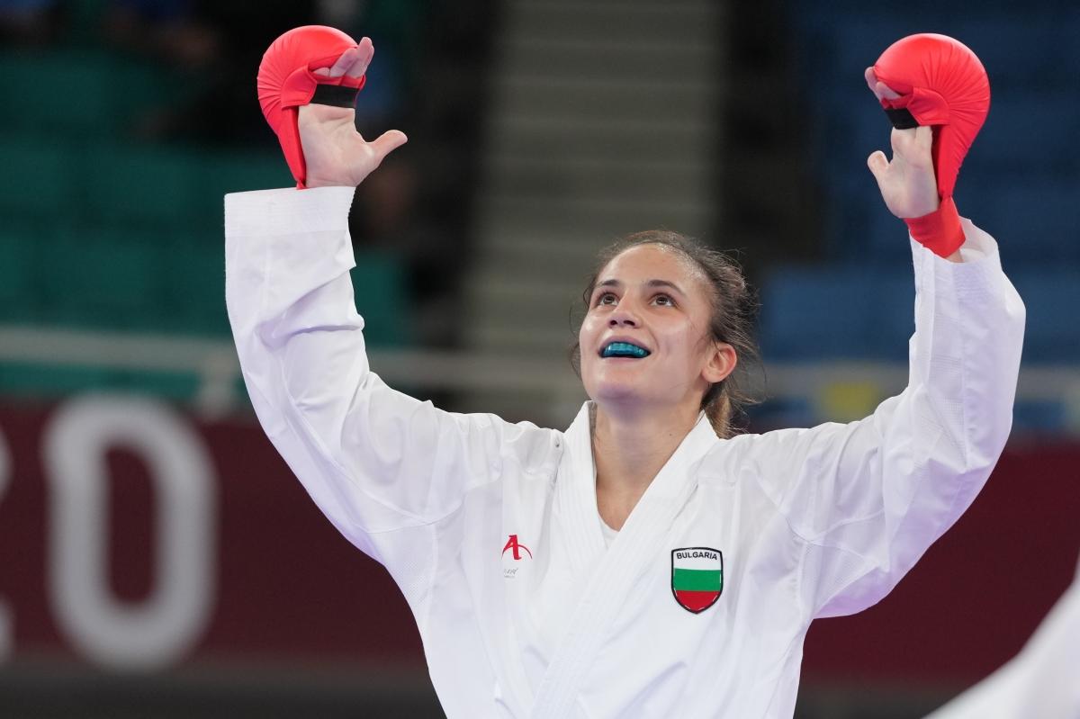ЗЛАТО! Ивет Горанова с първа олимпийска титла за България от 13 години!