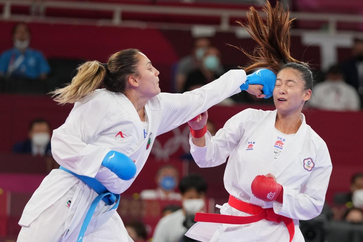 Още един медал! Ивет Горанова отнесе световна шампионка в Токио
