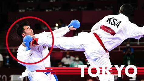 Дисквалифицираха каратист за нокаут на финал в Токио