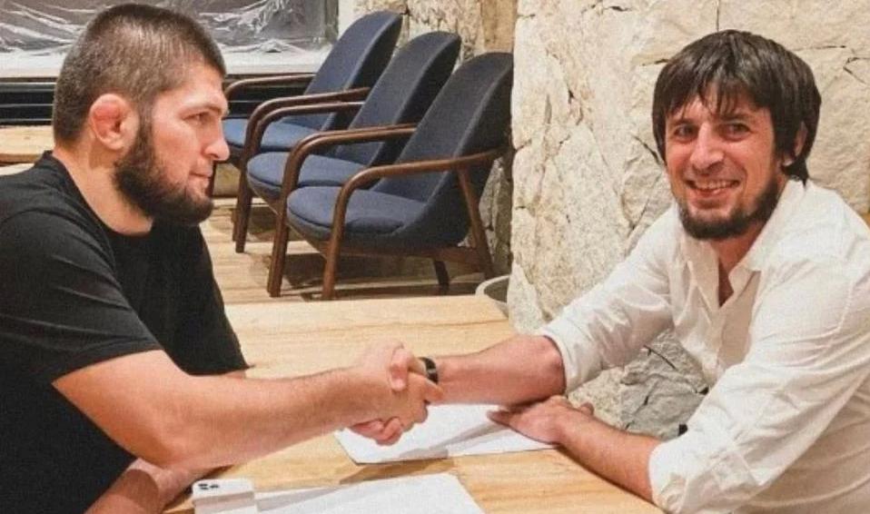 Хабиб Нурмагомедов стана професионален футболист
