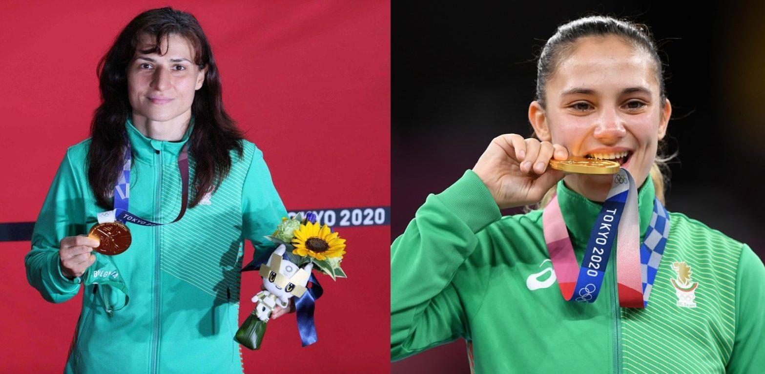 Стойка и Ивет са Спортист №1 за август