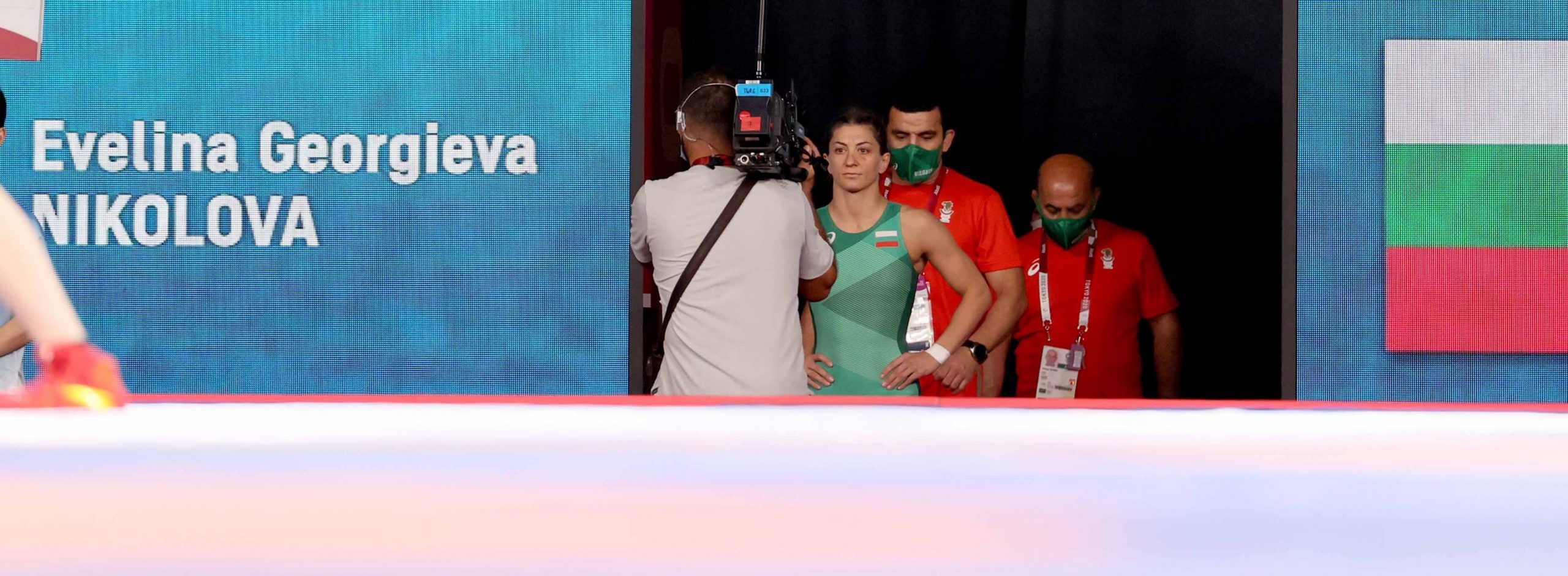 Страхотно! Евелина Николова на полуфинал в Токио