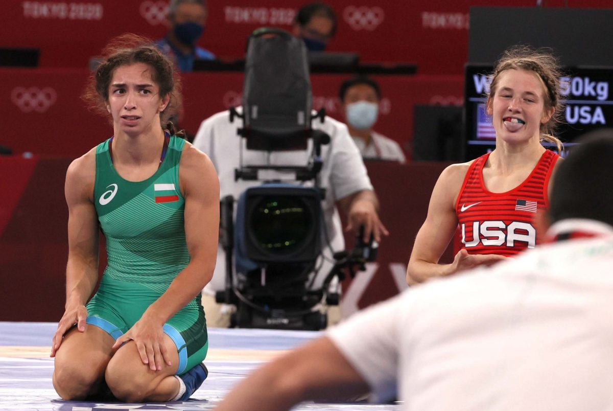 Българската борба приключи с два медала в Токио
