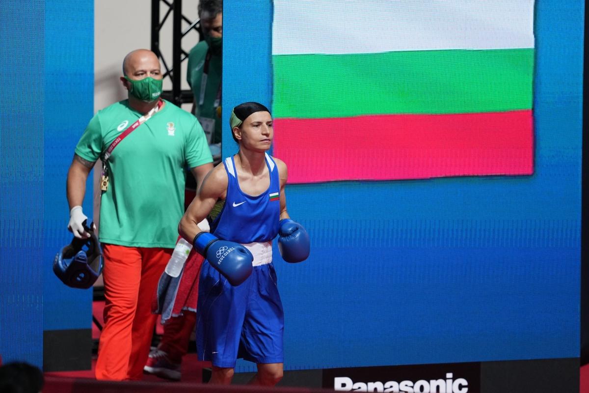 УНИКАЛНА! Стойка Кръстева е на финал в Токио
