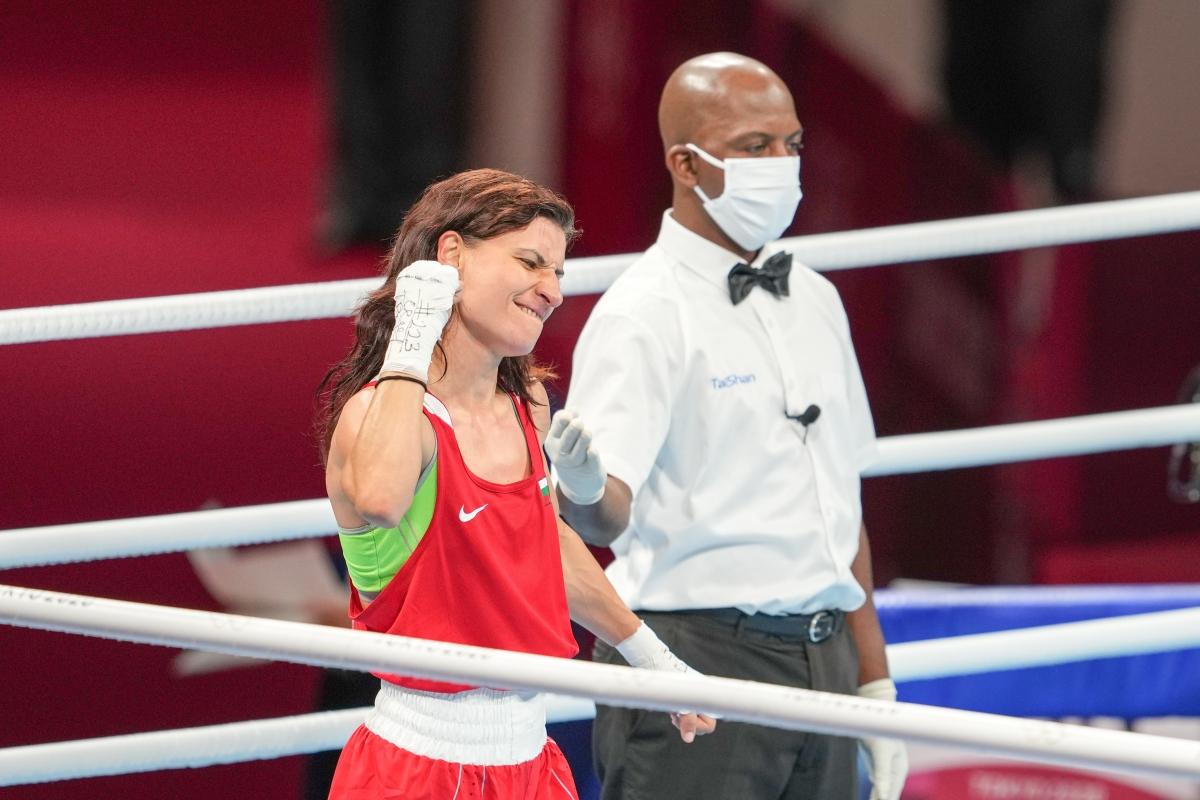 Стойка е 17-ият ни медалист от Олимпийски игри в бокса