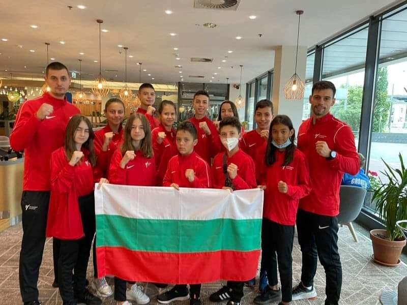 11 таланта представят България на Европейското по таекуондо в Талин