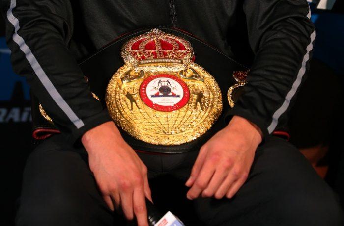 Световната боксова асоциация спази обещанието и намали титлите си