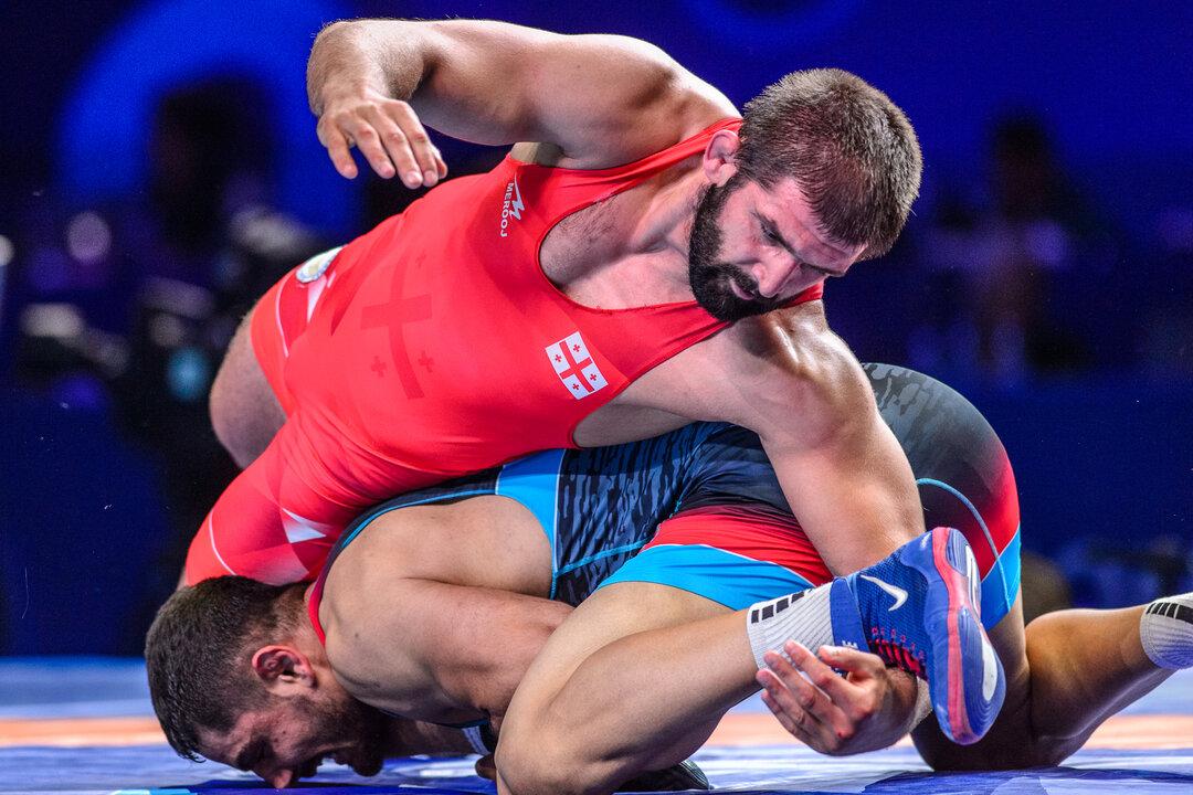 Трима олимпийски шампиони ще открият Световното първенство по борба