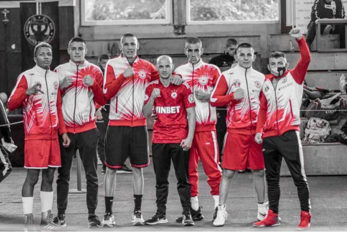 ЦСКА с най-много златни медали от Държавното по бокс за мъже