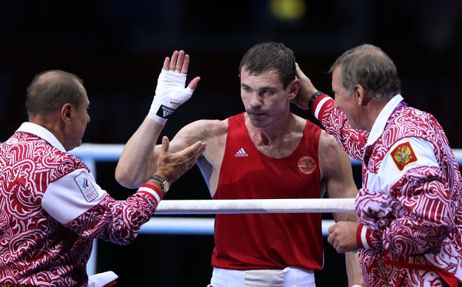 Олимпийски шампион по бокс с прогнози за мача Джошуа – Усик