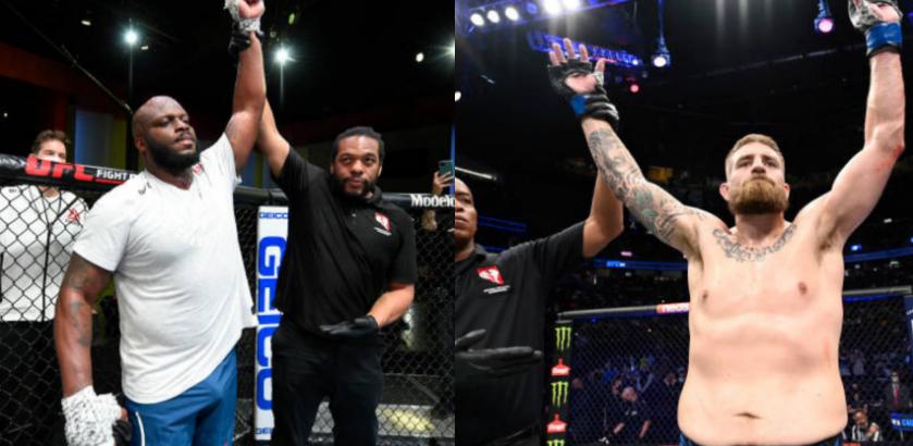 Сблъсъкът Люис – Дюкас оглави събитие на UFC