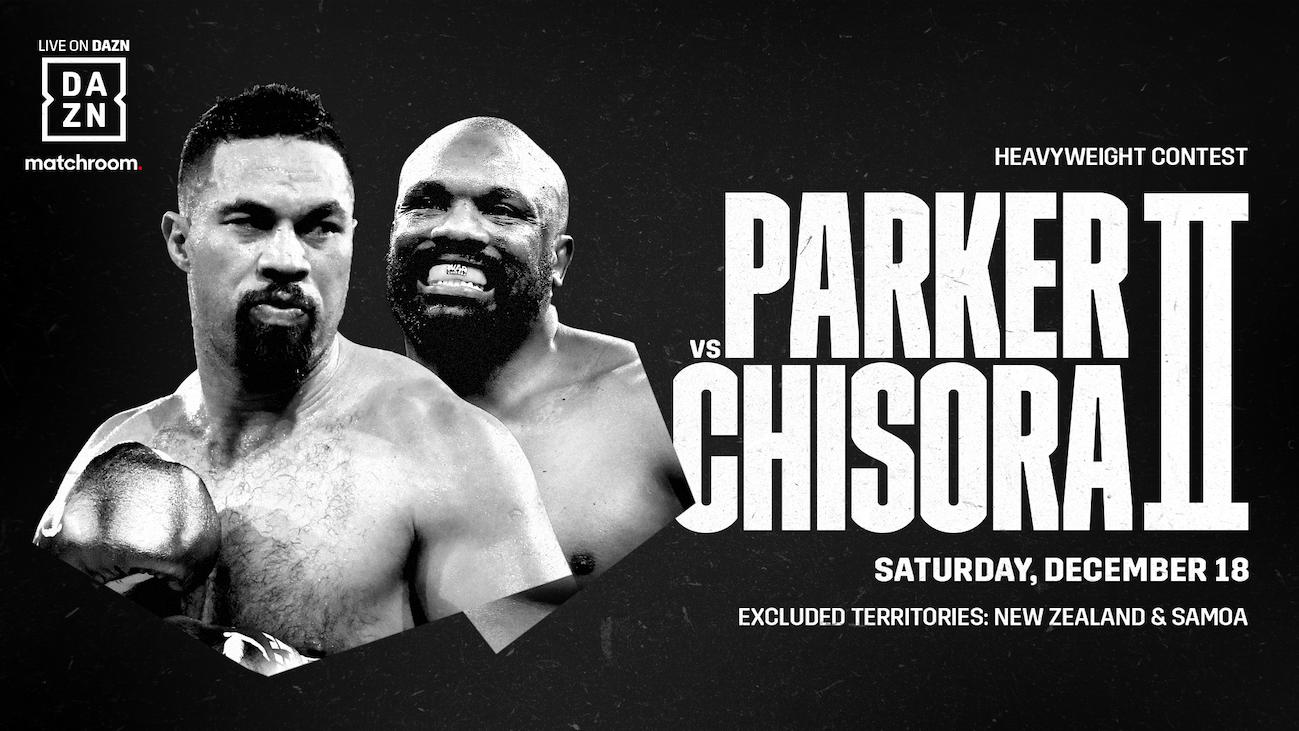 Официално: Ще гледаме реванш между Паркър и Чисора
