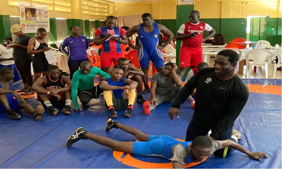 Гвинея събра елита на световната борба
