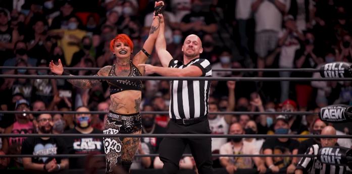 Поредна звезда на WWE премина в AEW