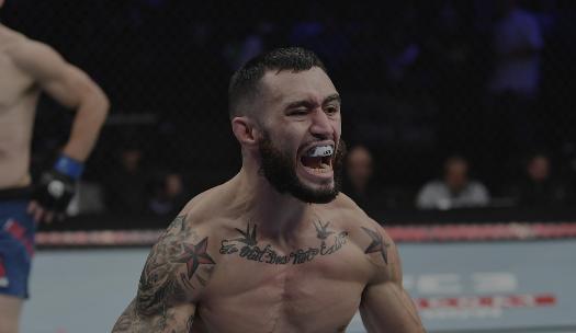 Бургос ще опита да спре негативната серия и да остане в UFC