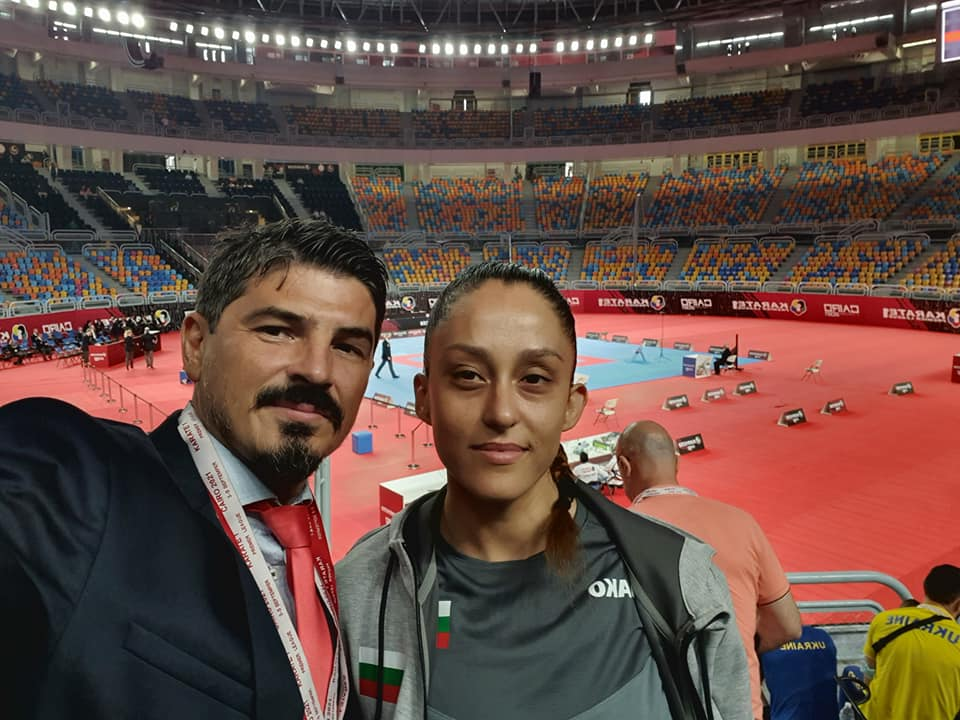 Александра Стублева спечели бронз на Премиер лигата в Кайро
