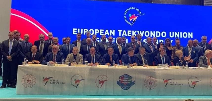 Избраха Слави Бинев за вицепрезидент на европейското таекуондо