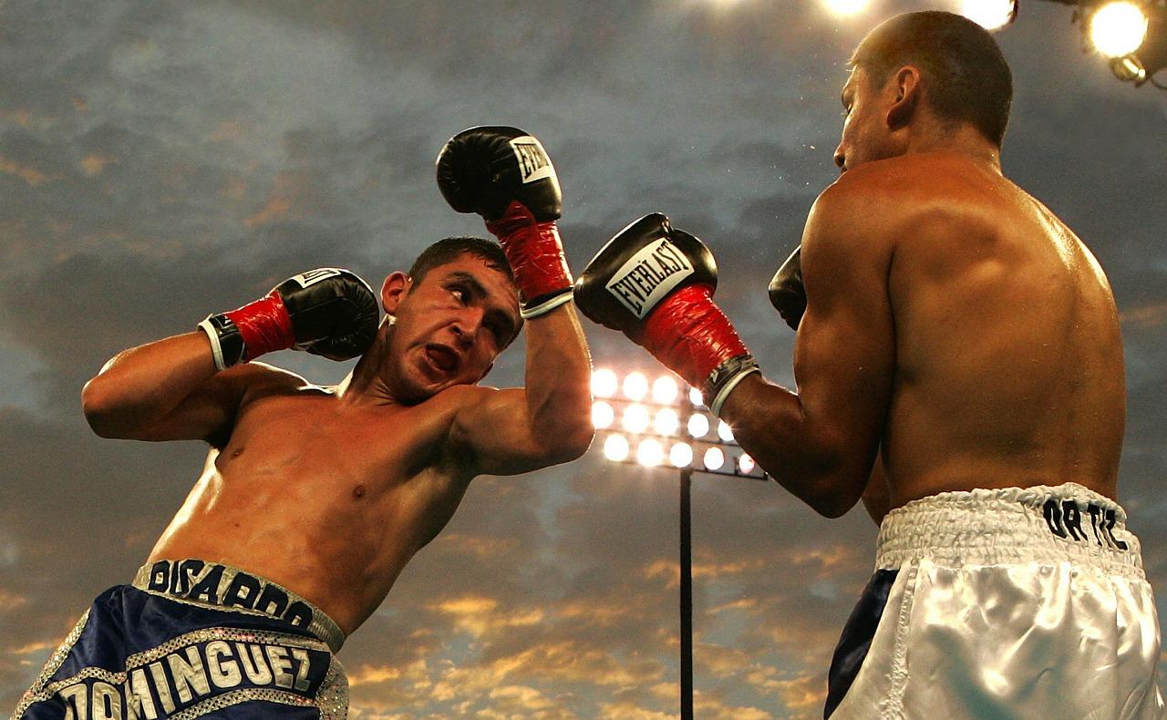 Петима боксьори, които загубиха пари в казината