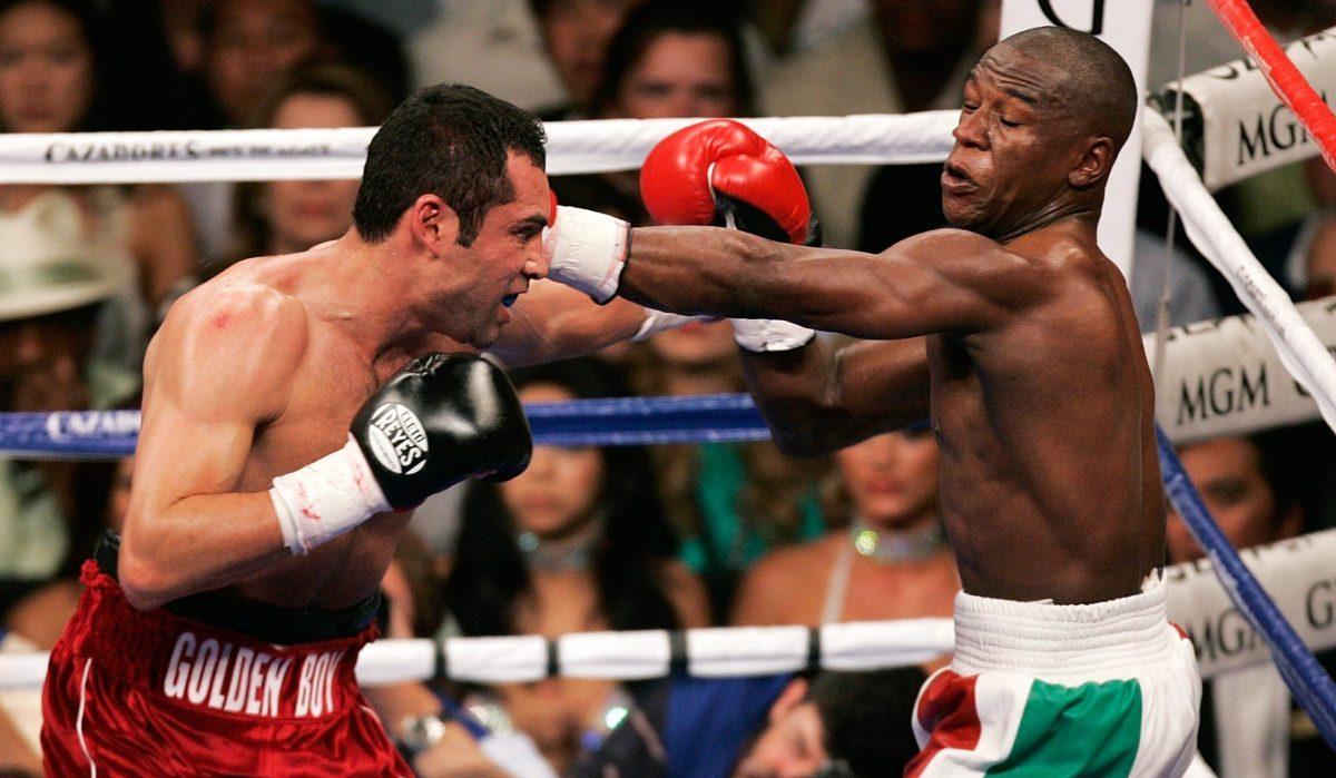 Де ла Оя предлага $100 милиона за реванш с Мейуедър
