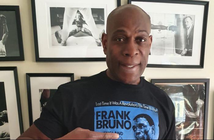 Франк Бруно отказал шест цифри за завръщане срещу Холифийлд
