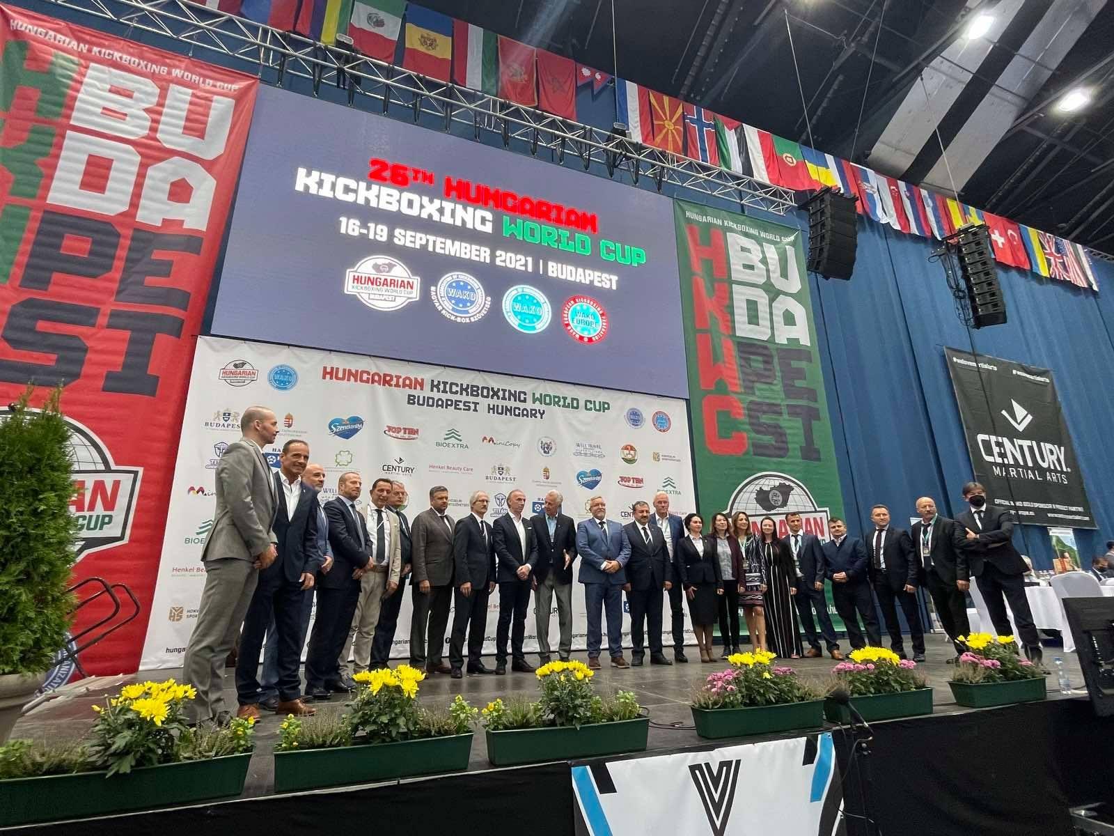 Българин влезе в борда на директорите на Европейската кикбокс организация