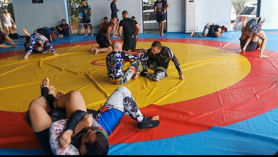 Над 100 бойци участваха в лагера на Българската граплинг асоциация