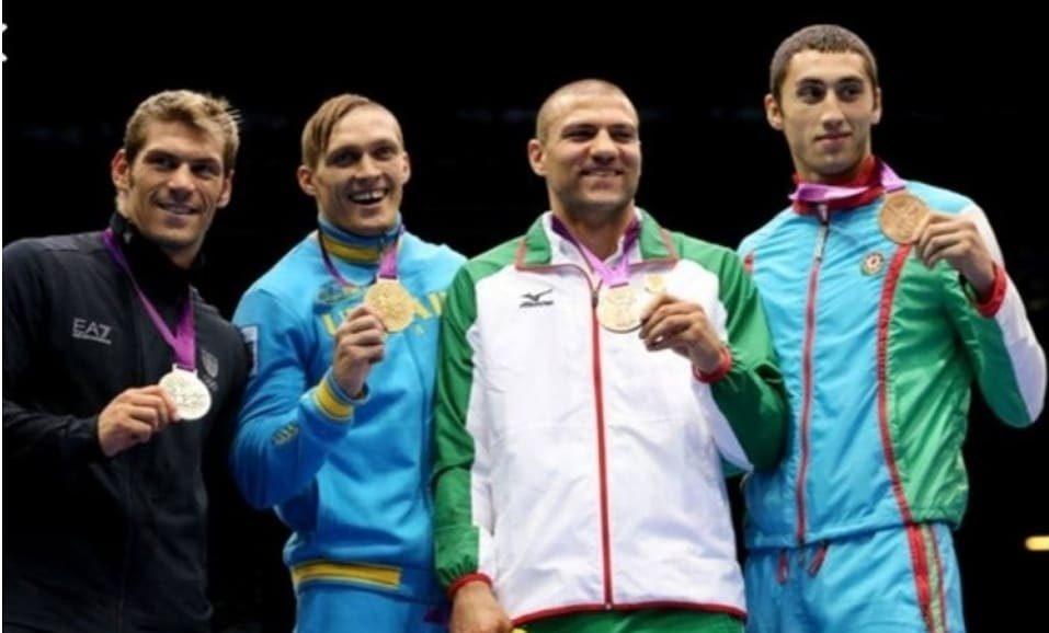 Тервел Пулев: Горд съм, че съм делил ринг с Усик