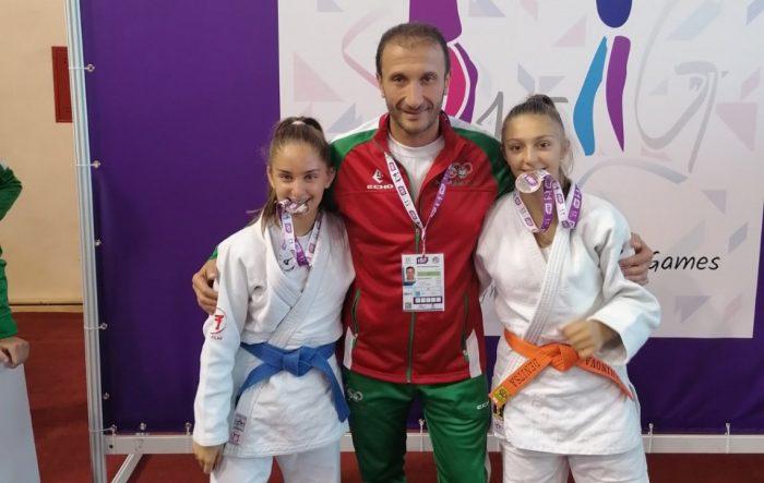 Три медала за българските джудоки от Световните игри за ученици