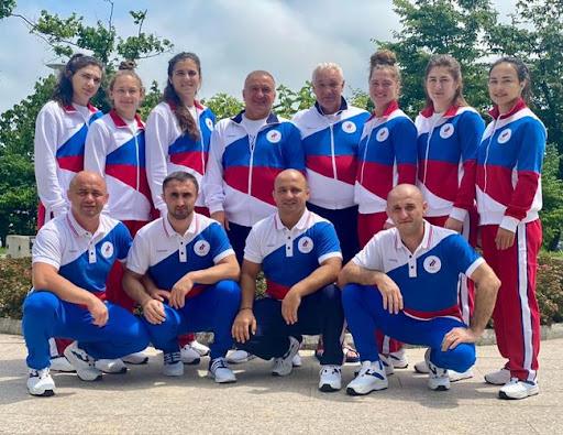 Рокади в състава на Русия за Световното първенство по борба
