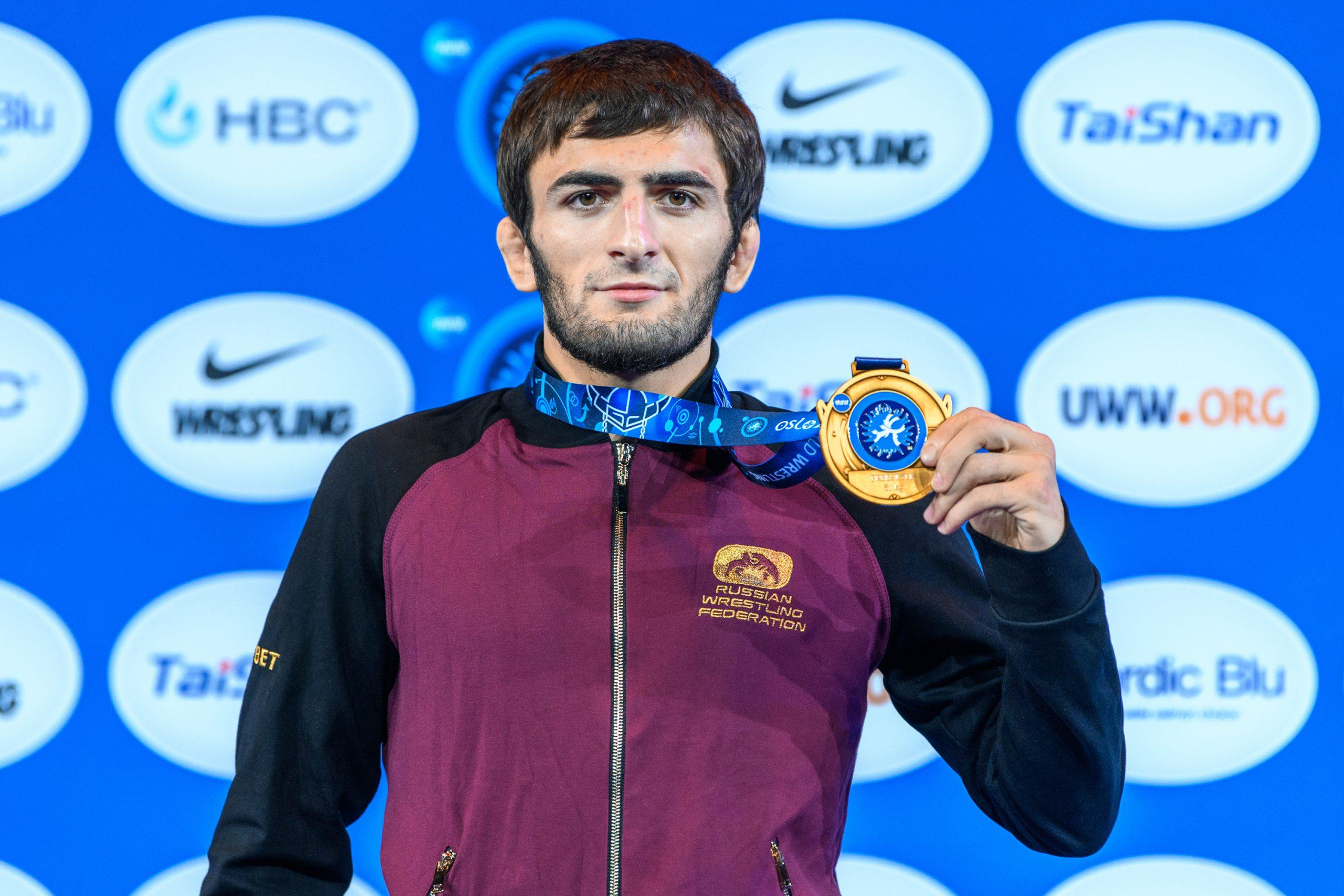 Русия грабна първата титла на Световното първенство по борба