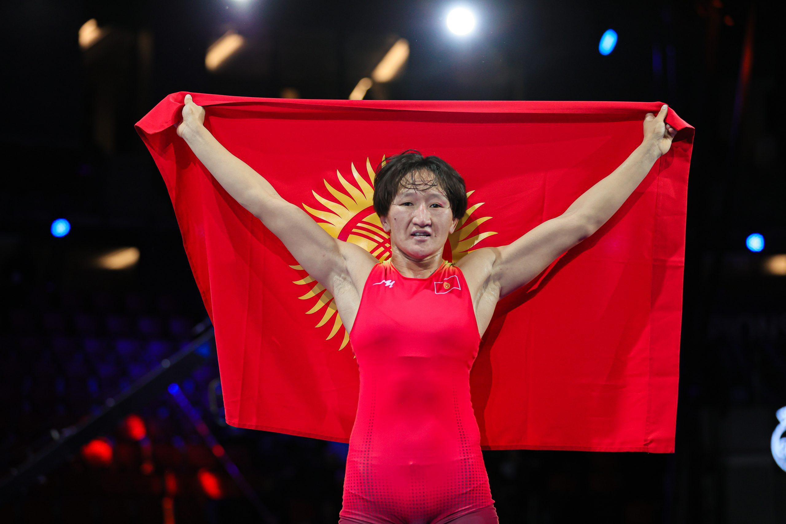 Тинибекова е станала номер 1 в света без тренировки (СНИМКА)