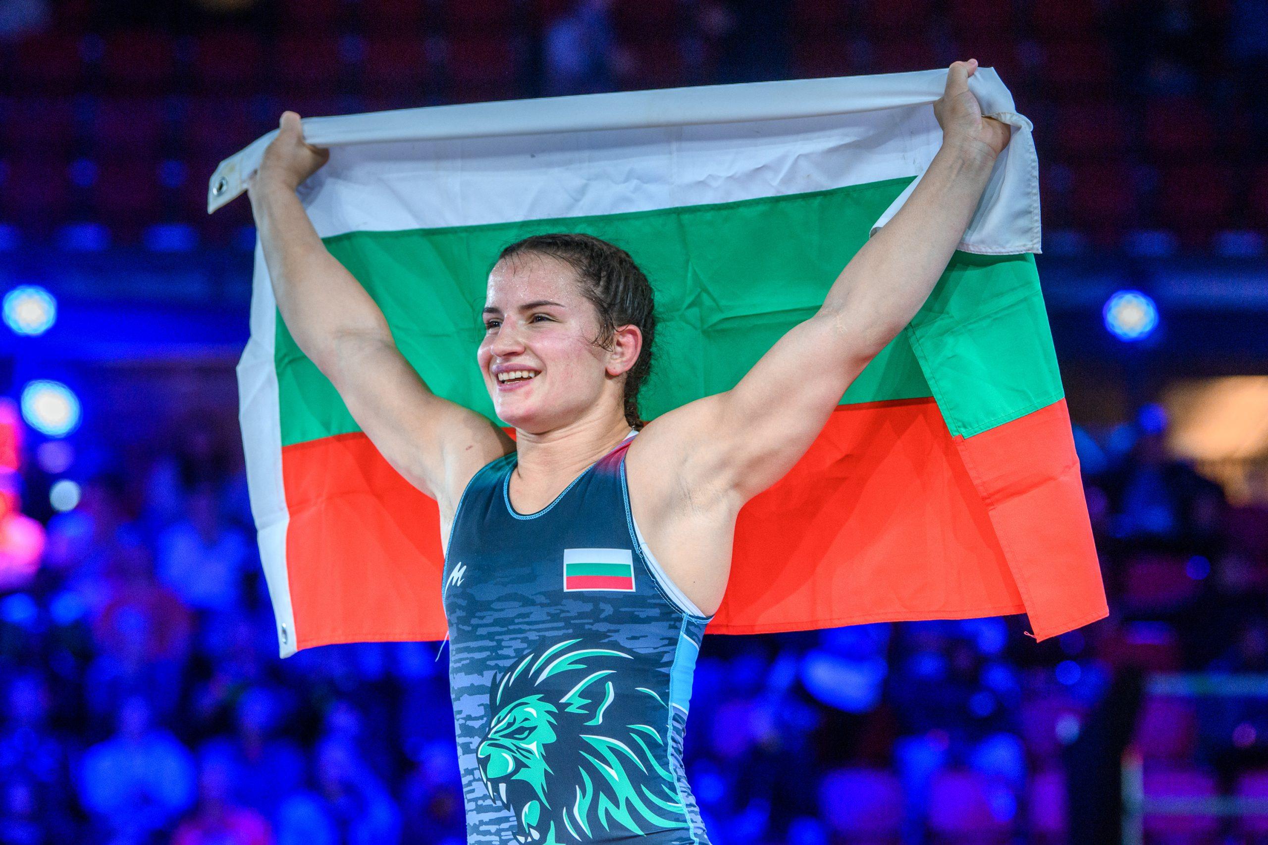 България влезе в топ 10 по медали на Световното по борба (СТАТИСТИКА)