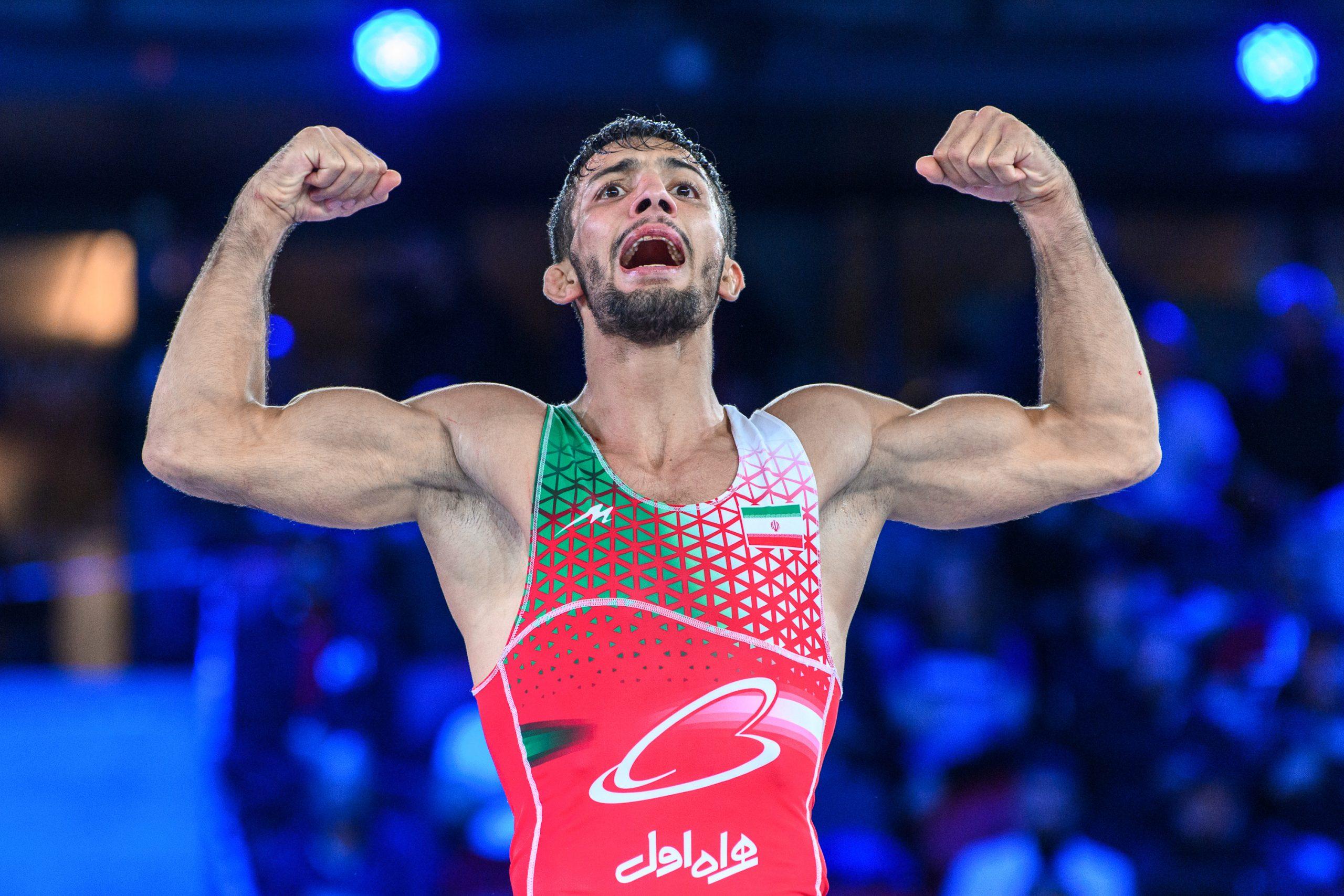 Ирански борец се превърна във фаворит за Спортист на годината