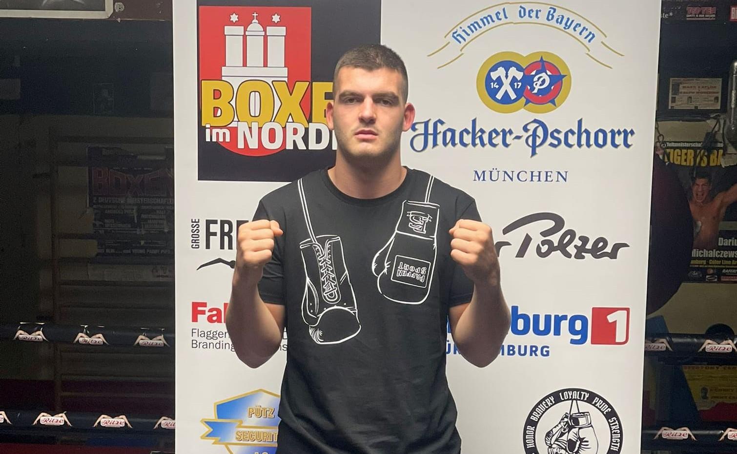 Пенчо Цветков с профи мач на боксова гала в Хамбург днес